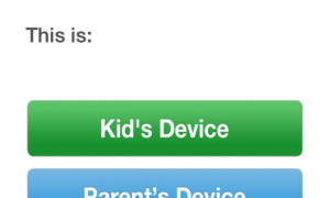 AppCertain parental controls  for iOS
